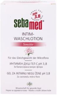 Sebamed Wash emulzia pre intímnu hygienu pH 3,8