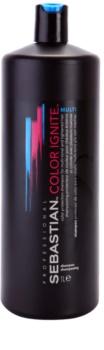 Sebastian Professional Color Ignite Multi šampón pre farbené, chemicky ošetrené a zosvetlené vlasy