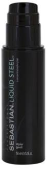 Sebastian Professional Liquid Steel erős fixálású gél a hajra