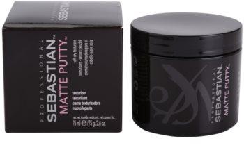 Sebastian Professional Form nežna pudrasta pasta za mat videz