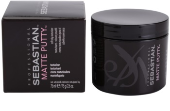Sebastian Professional Form Soft Powdery Paste for a Matte Look