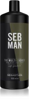 Sebastian Professional SEB MAN The Multi-tasker Shampoo