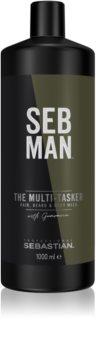 Sebastian Professional SEBMAN The Multi-tasker Shampoo