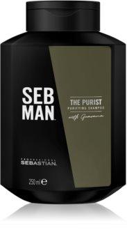 Sebastian Professional SEB MAN The Purist очищуючий шампунь