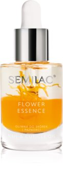 Semilac Paris Care Flower Essence Moisturizing Oil for Nails and Cuticles