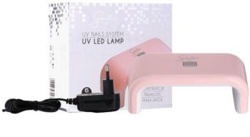Semilac Paris Lamps&Starters Lampă LED pentru gelul de unghii, 6 W