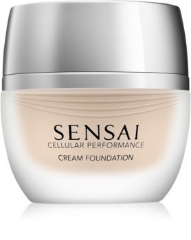 Sensai Cellular Performance Foundations kremasti tekoči puder SPF 15