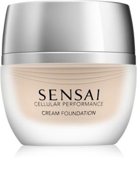 Sensai Cellular Performance Foundations κρεμώδες μεικ απ SPF 15