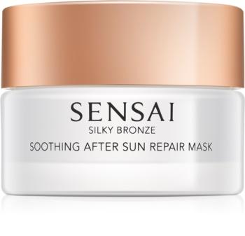 Sensai Silky Bronze After Sun Repair Mask