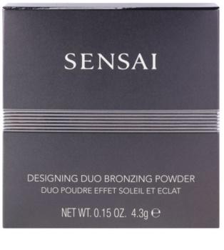 Sensai Bronzing bronzující pudr pro zdravý vzhled