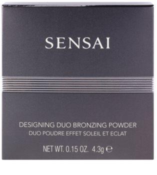 Sensai Bronzing bronzujúci púder pre zdravý vzhľad