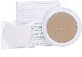 Sensai Cellular Performance Foundations kompaktni puder proti gubam nadomestno polnilo