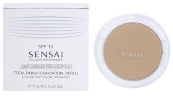 Sensai Cellular Performance Foundations компактна пудра з ефектом антистаріння для безконтактного дозатора