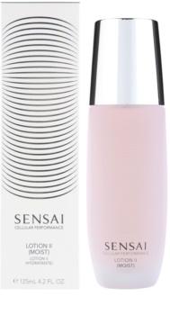 Sensai Cellular Performance Standard hidratáló tonik normál és száraz bőrre