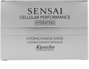 Sensai Cellular Performance Hydrating maseczka nawilżająca do twarzy