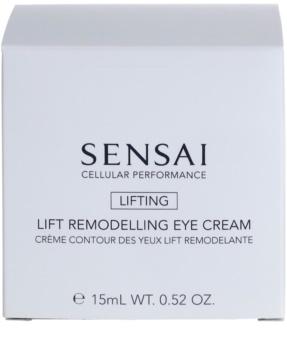 Sensai Cellular Performance Lifting oční liftingový krém s remodelujícím účinkem