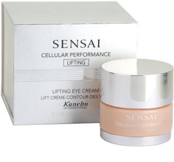 Sensai Cellular Performance Lifting očný liftingový krém
