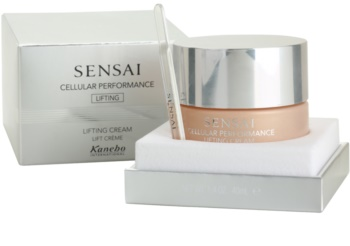 Sensai Cellular Performance Lifting creme reafirmante de dia com efeito lifting