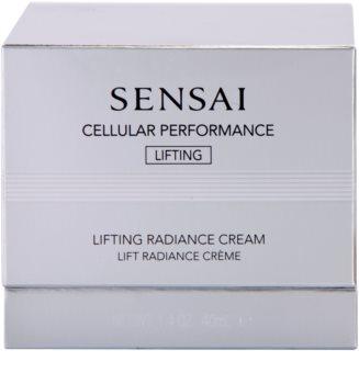 Sensai Cellular Performance Lifting rozjasňující krém s liftingovým efektem
