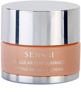 Sensai Cellular Performance Lifting crema iluminadora con efecto lifting