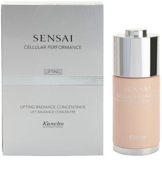 Sensai Cellular Performance Lifting aufhellendes Serum mit Lifting-Effekt