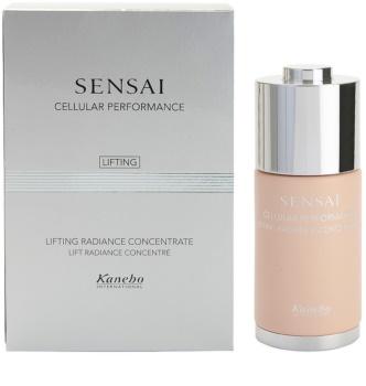 Sensai Cellular Performance Lifting serum rozświetlające z efektem liftingującym