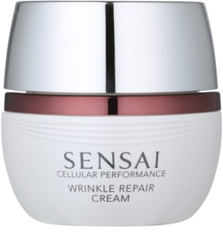 Sensai Cellular Performance Wrinkle Repair krema za obraz proti gubam