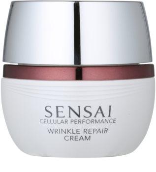 Sensai Cellular Performance Wrinkle Repair pleťový krém proti vráskam