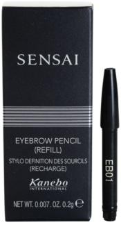 Sensai Eyebrow Pencil creion pentru sprancene rezervă