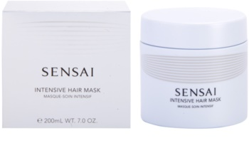 Sensai Hair Care intenzivní maska na vlasy
