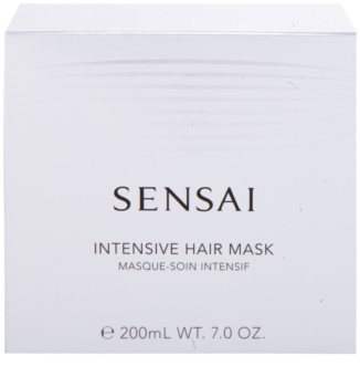 Sensai Hair Care intenzívna maska na vlasy