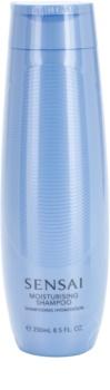 Sensai Hair Care sampon hidratáló hatással