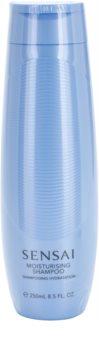 Sensai Hair Care šampon z vlažilnim učinkom