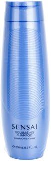 Sensai Hair Care Shampoo with Volume Effect