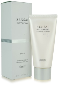 Sensai Silky Purifying Step One Reinigungscreme
