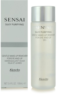 Sensai Silky Purifying Step One desmaquillante de ojos y labios