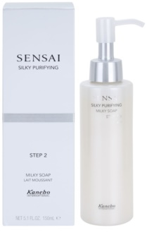 Sensai Silky Purifying Step Two Moisturising Cleansing Soap for Dry and Very Dry Skin
