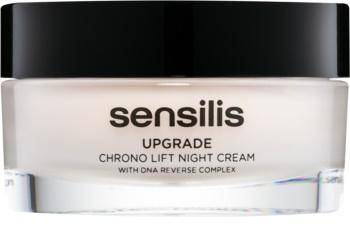 Sensilis Upgrade Chrono Lift liftingový nočný krém pre definíciu kontúr tváre