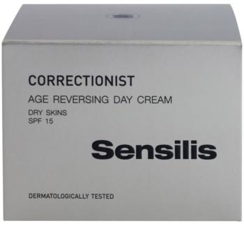 Sensilis Correctionist denní krém proti prvním vráskám SPF15
