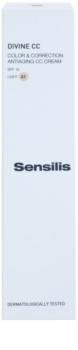 Sensilis Divine CC CC crème anti-rides SPF 15