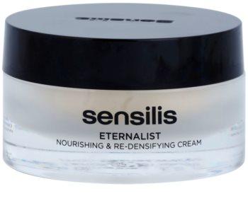 Sensilis Eternalist tápláló krém a bőr sűrűségének megújítására