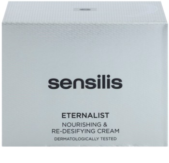Sensilis Eternalist výživný krém pro obnovu hutnosti pleti