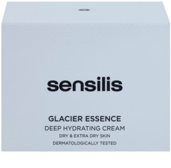 Sensilis Glacier Essence hluboce hydratující krém