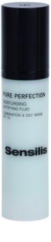 Sensilis Pure Perfection fluide hydratant effet mat