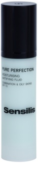 Sensilis Pure Perfection hydratačný fluid s matným efektom
