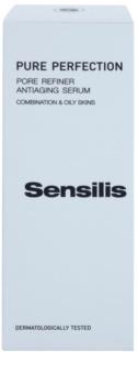 Sensilis Pure Perfection protivráskové sérum pre vyhladenie pleti a minimalizáciu pórov