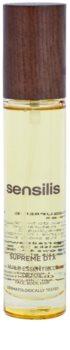 Sensilis Supreme DTX regenerierendes Öl mit Detox-Effekt für Gesicht, Körper und Haare