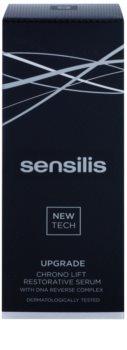Sensilis Upgrade Chrono Lift concentrado rejuvenecedor intensivo para estimular la producción de colágeno y elastina