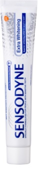 Sensodyne Extra Whitening bieliaca zubná pasta s fluoridom pre citlivé zuby
