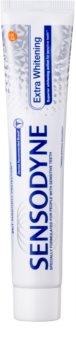 Sensodyne Extra Whitening λευκαντική οδοντόκρεμα με φθόριο για ευαίσθητα δόντια